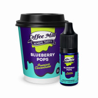 COFFEE MILL BLUEBERRY POPS