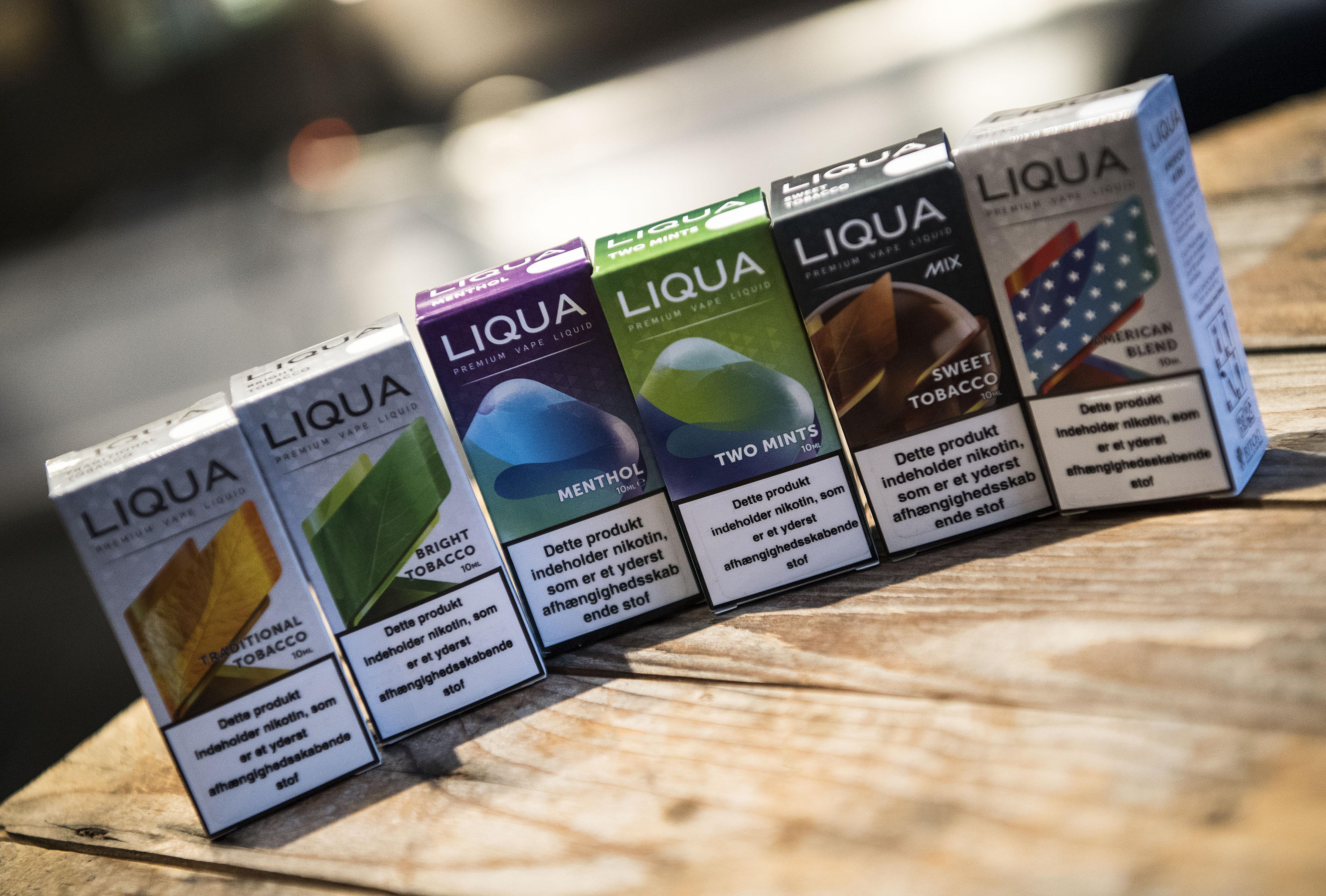 Liqua e-juice